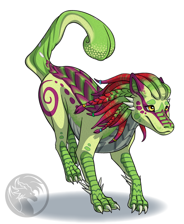 Stheno (Drake Form) by Ascynd