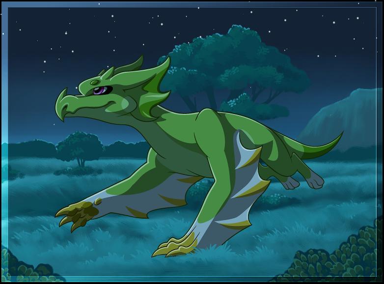 Verbena - Night Prowling by Ascynd