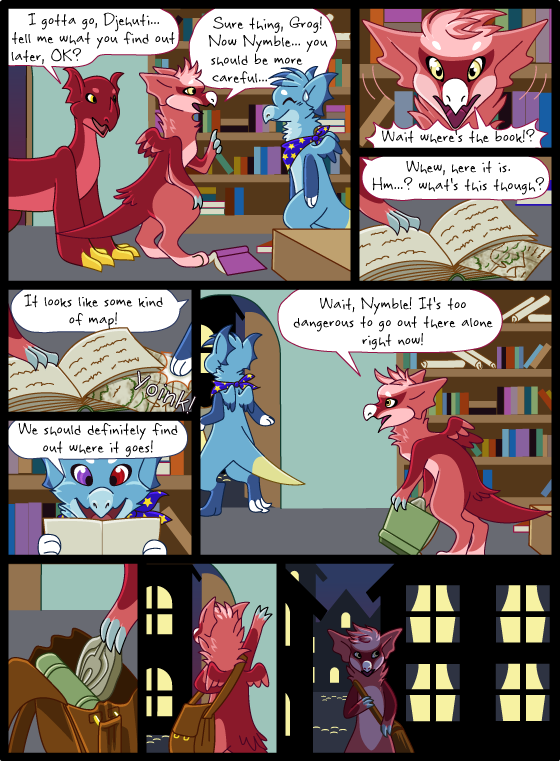 Stone of Strife - Page 6 by Ascynd