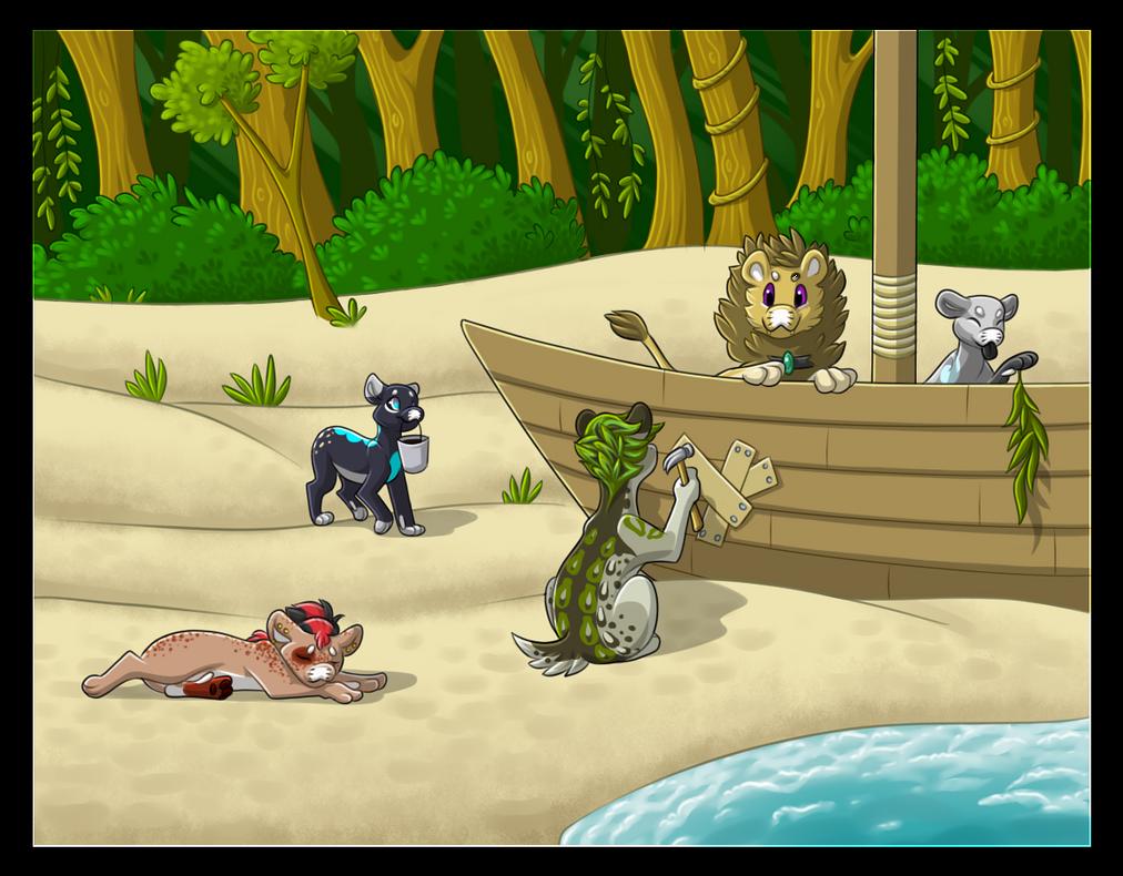 Lost Treasure: Repairs by Ascynd