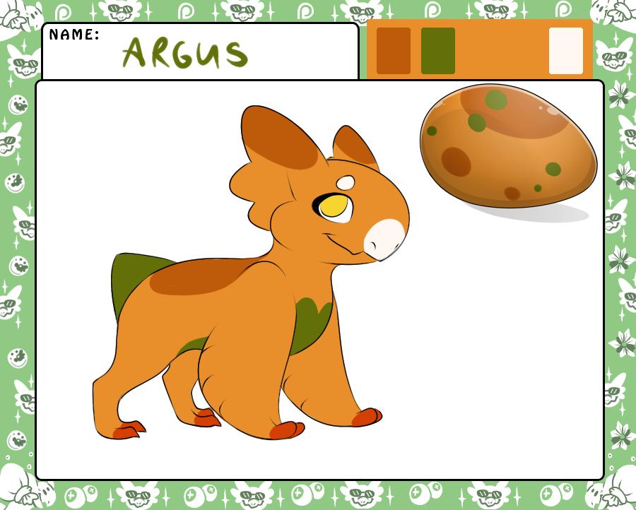 Orange Bean by Ascynd