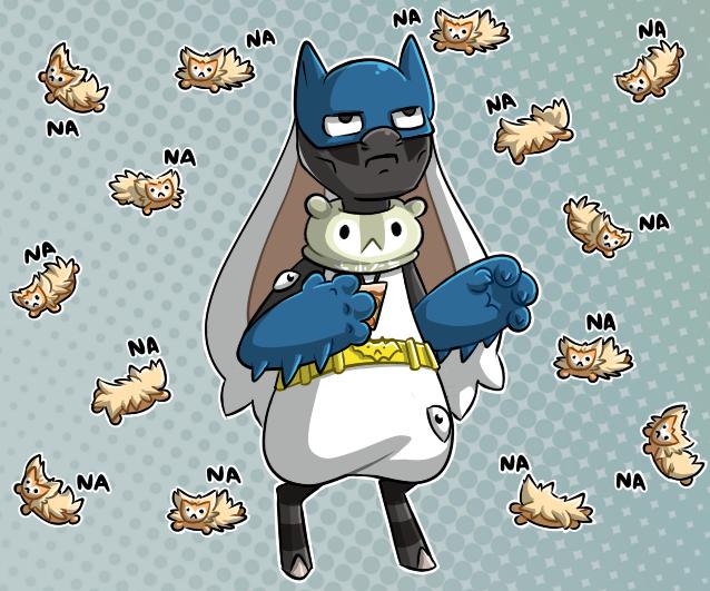 Bat-Bot by Ascynd