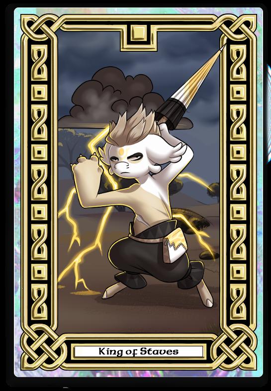 BB Tarot - Jaime by Ascynd