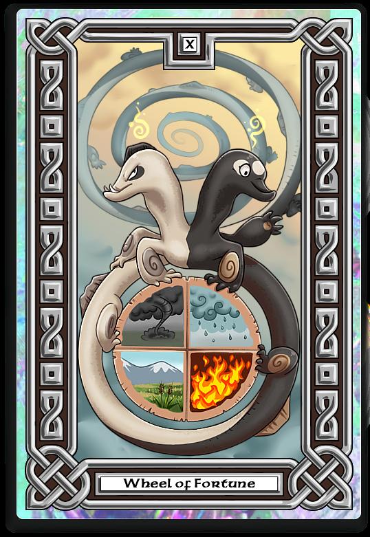 BB Tarot - RNG by Ascynd