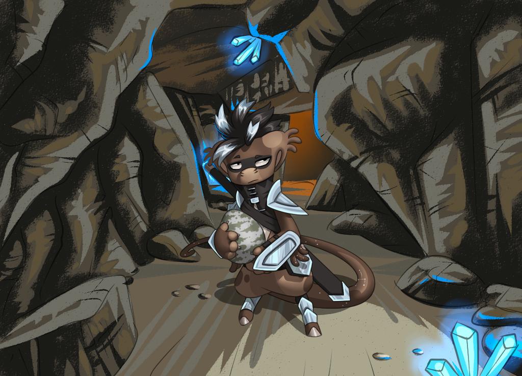 Novice Magic [Tori] Step 4 - The Egg by Ascynd