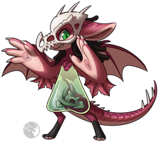 #76 Terratrap - Dragon Bones - CLOSED by Ascynd