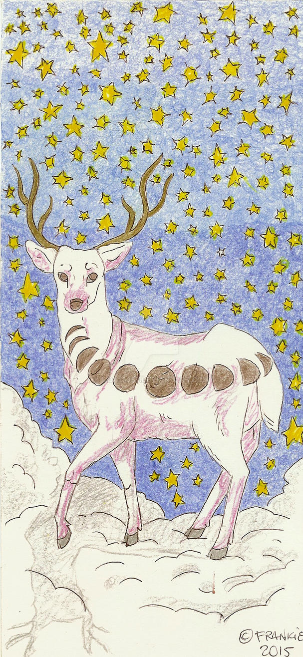 Deer is for the Moon by Ilda28399