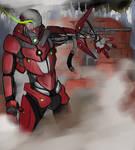 M-Type Exoskeleton Insurgent Variant