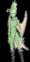 [Art Trade] Mermaid - Harpy Hybrid