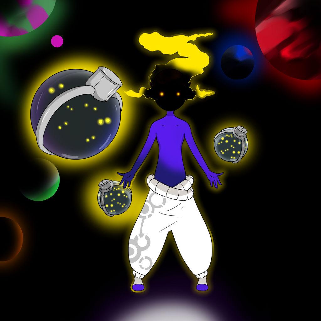 (Draw Again) OC: Awakened Polaris