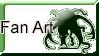 Fan Art Stamp