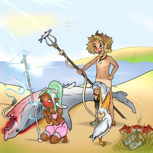 OC: Fishing Day