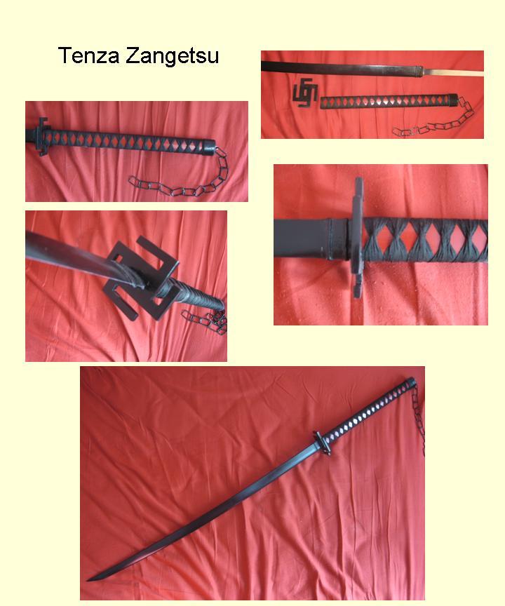 Tensa Zangetsu by fixinman