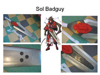 Sol Badguy by fixinman
