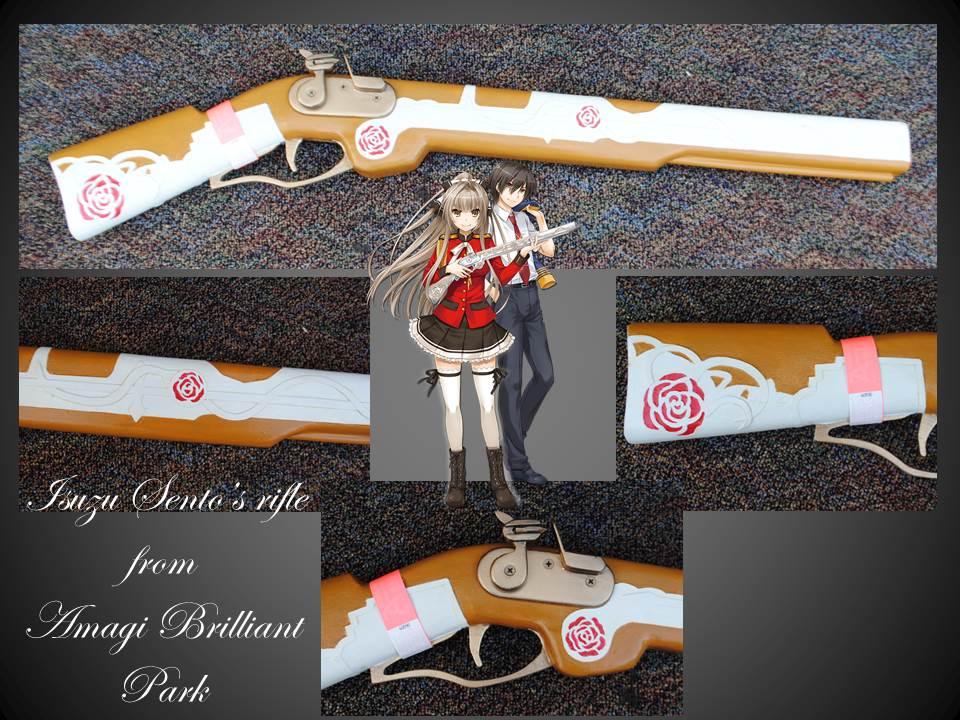 Isuzu rifle by fixinman