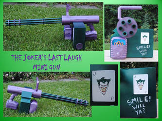The Joker's Last Laugh by fixinman