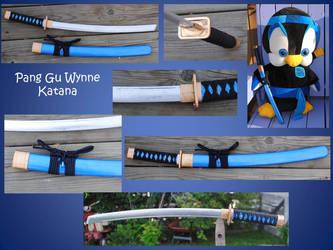 The Pang Gu Wynne Katana by fixinman