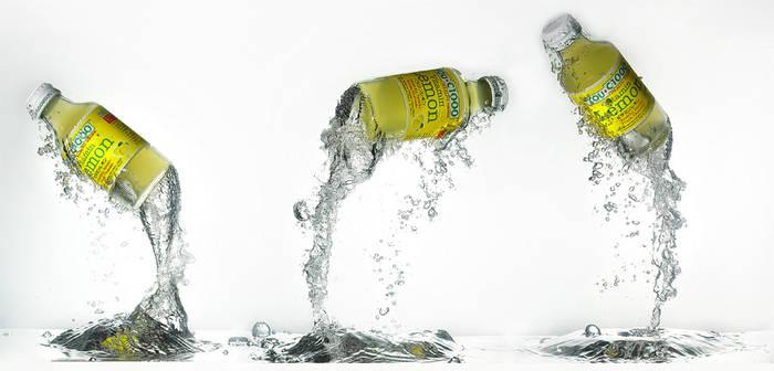 Trio Splashing