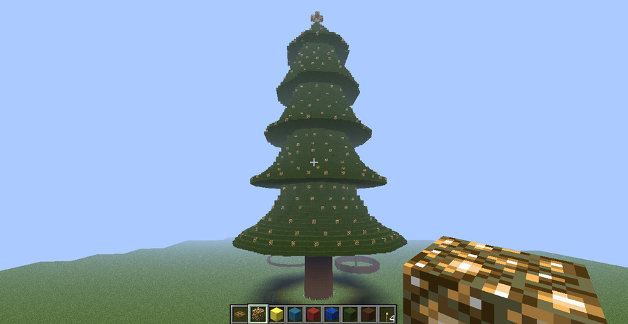 Giant Christmas Tree D By Hypherius241 On DeviantArt