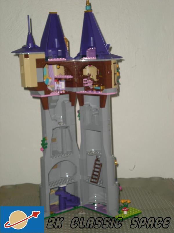 Rapunzel S Tower Inside By 2kclassicspace On Deviantart