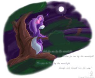 Moonlight... by Ishoka