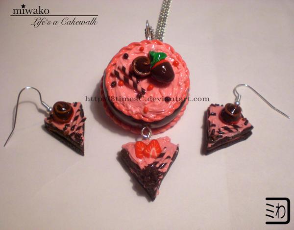 Chocolate Strawberry Love by 3timesC