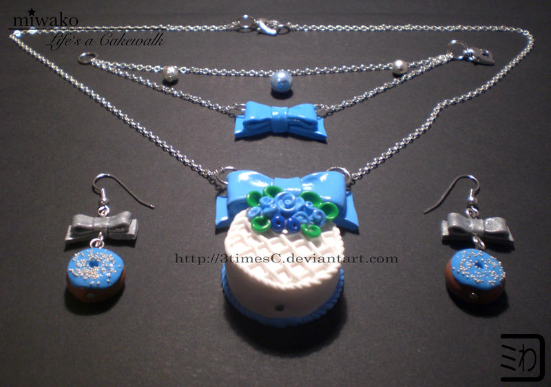 Silver+Blue The Collection by 3timesC