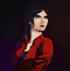 Claire Redfield (Resident Evil 2 Remake) by Mistery12