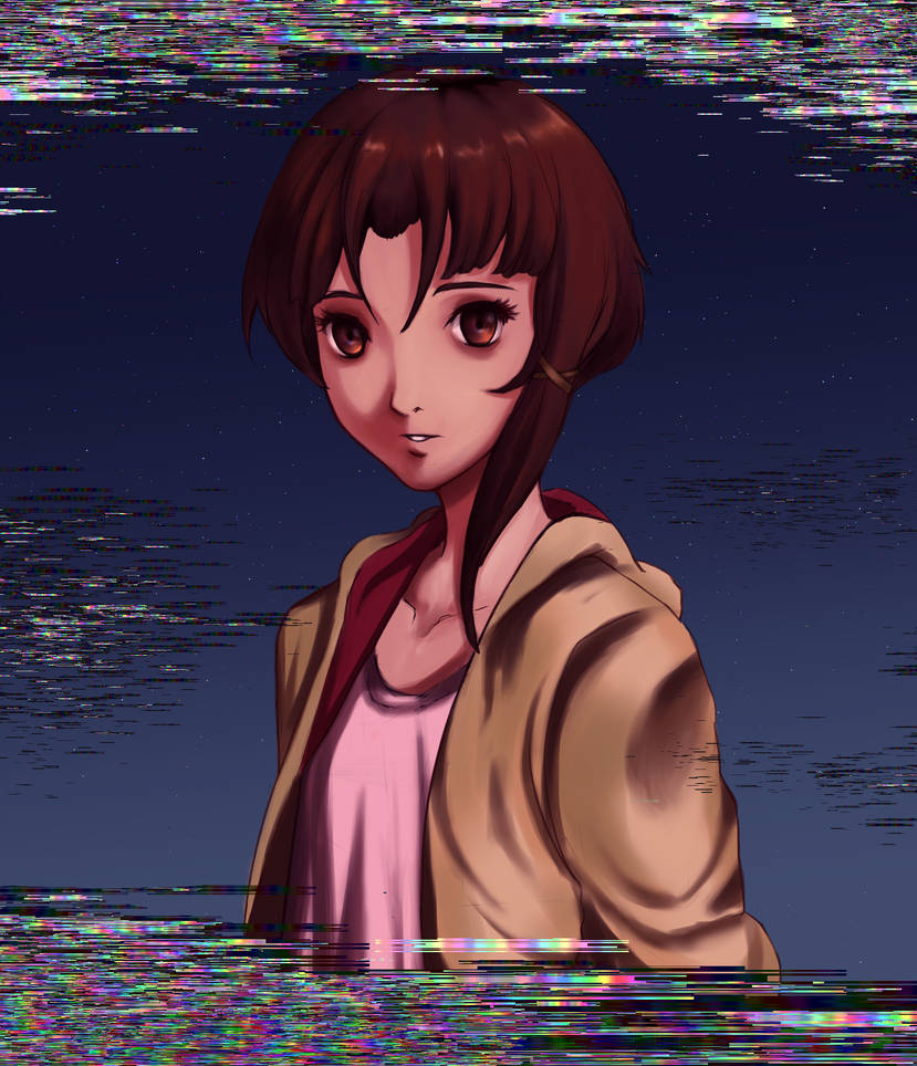 Lain (sketch) by Mistery12