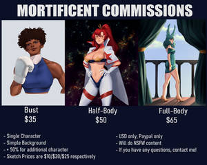 COMMISSIONS OPEN!!!