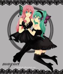 Magnet: MikuxLuka