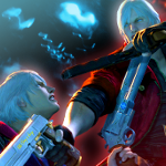 Devil May Cry Icon by Slip1O