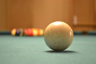 Cue, Hit The Balls! by uzeroni