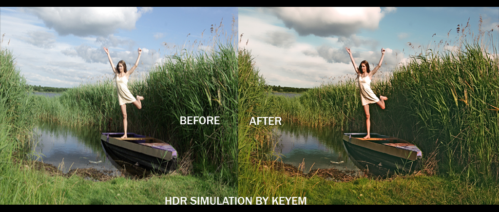 Action Hdr Simulation By Keyem by inkmlab