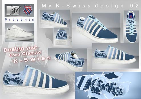 kswiss shoe design 1