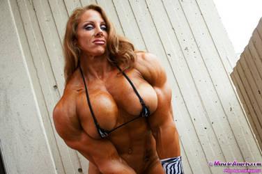 Lindsay M morph 1 by IronShaq