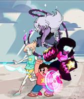 Steven Universe by Raigiecross
