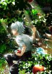 NGE + Garden of Eden