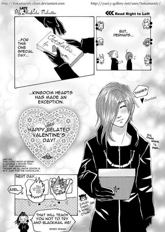 My AkuRoku Valentine Pg.7 by BakaMandy