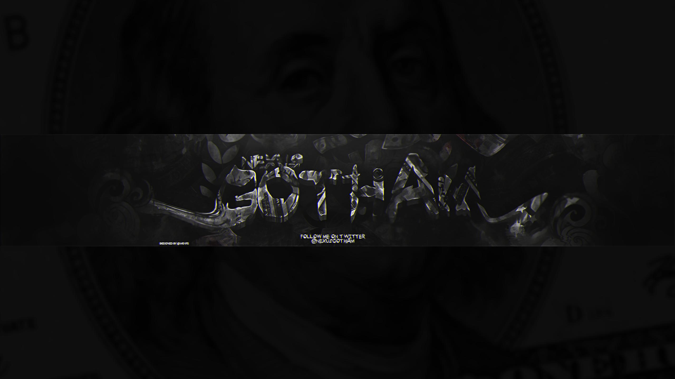 Gotham-banner by wo1fs on DeviantArt