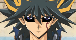dark Signer yusei by yusei19965