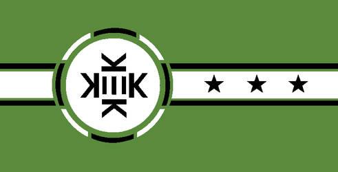 Flag of the Republic of Kekistan
