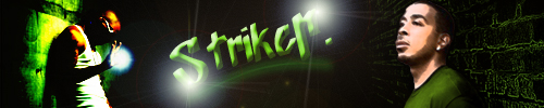 StrikeR. Sig by Strikerv2