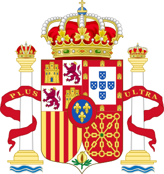 Spanish Coat Of Arms By Nanwe01 On Deviantart