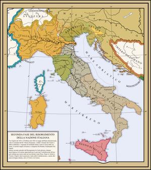MotM 1: The Italian Campaign of 1853-54