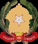 Italian Confederation Emblem