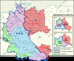 Deutschland im Jahr 1955