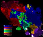 Yugoslavia in 1991