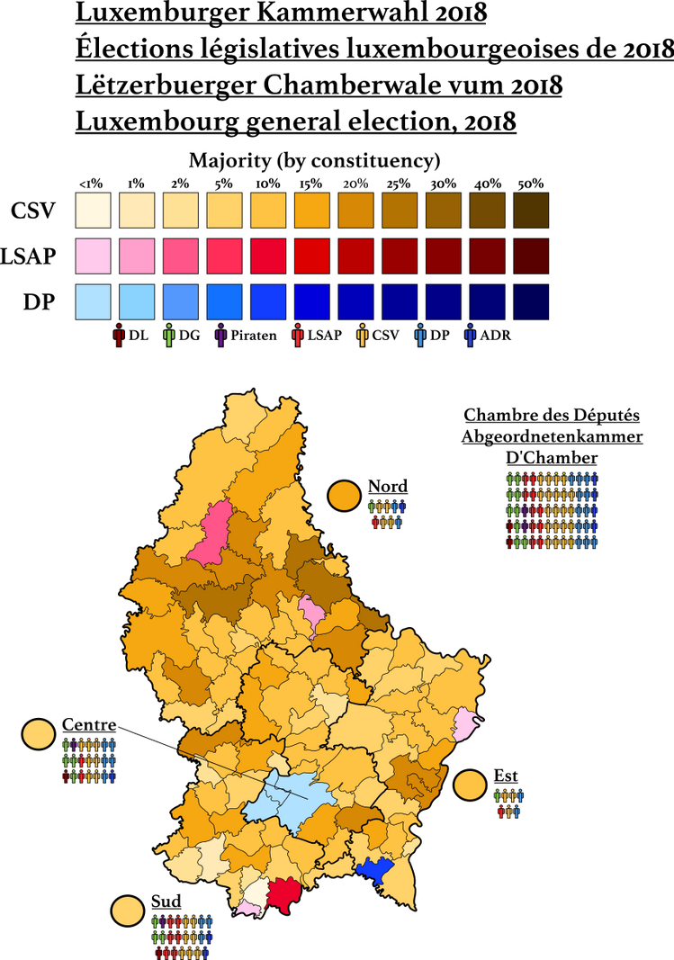2018 Luxembourg general election