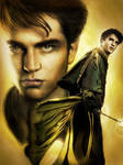 Cedric Diggory by Eruadan
